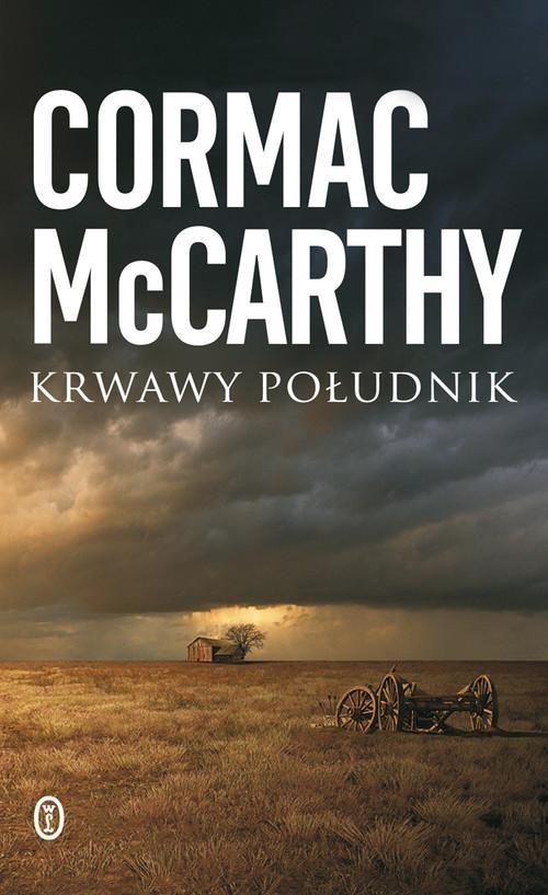okładka Krwawy południk, Książka | Cormac McCarthy