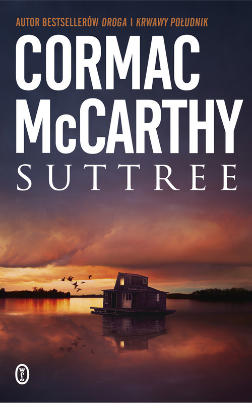 okładka Suttreeksiążka      Cormac McCarthy