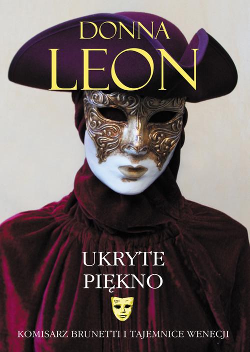 okładka Ukryte piękno, Książka | Donna Leon