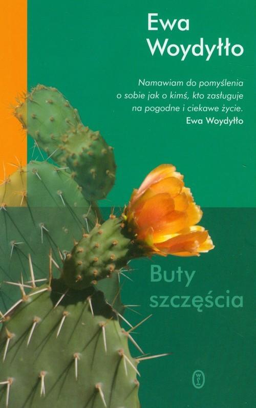okładka Buty szczęścia, Książka | Woydyłło Ewa