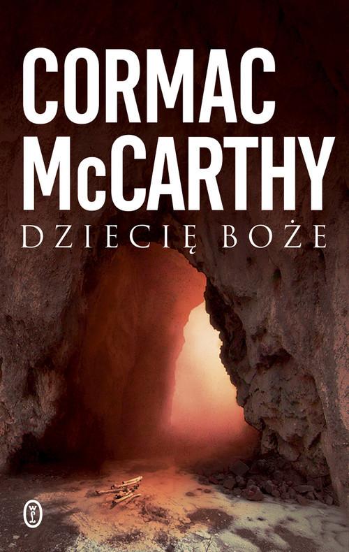 okładka Dziecię boże, Książka | Cormac McCarthy