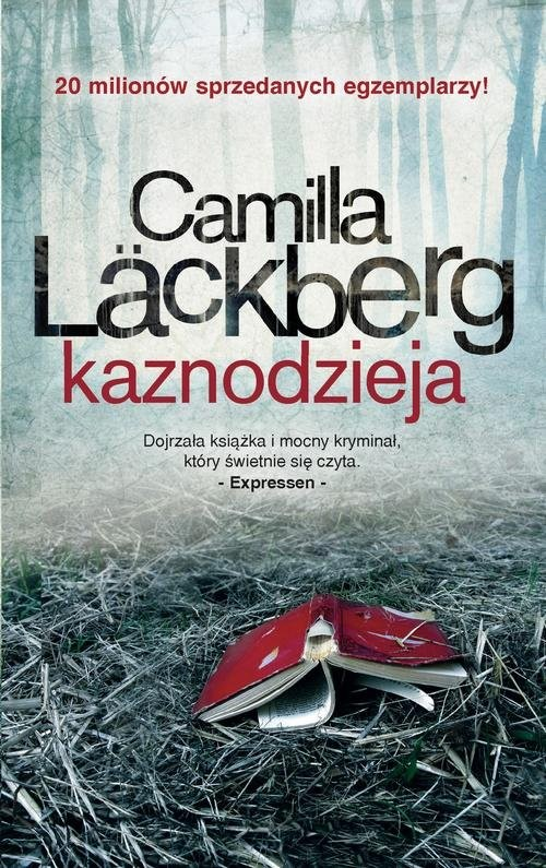 okładka Kaznodzieja. Tom 2książka |  | Lackberg Camilla