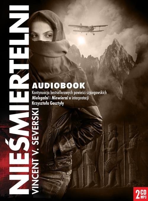okładka Nieśmiertelni CDksiążka |  | Vincent V. Severski