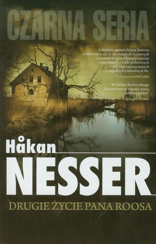 okładka Drugie życie pana Roosa, Książka | Håkan Nesser