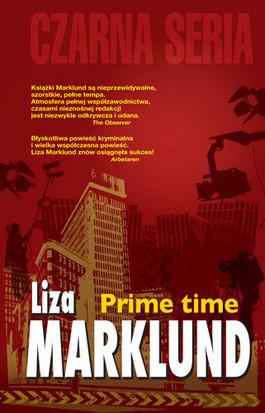 okładka Prime Time, Książka | Liza Marklund