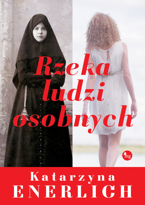 okładka Rzeka ludzi osobnych, Książka | Enerlich Katarzyna