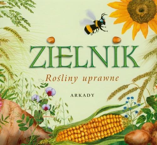 okładka Zielnik. Rośliny uprawne, Książka | Małgorzata Garbarczyk, Henryk Garbarczyk