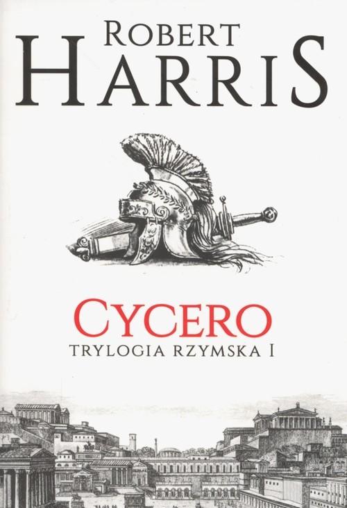 okładka Cycero, Książka | Harris Robert