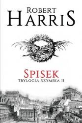okładka Spisek, Książka | Harris Robert