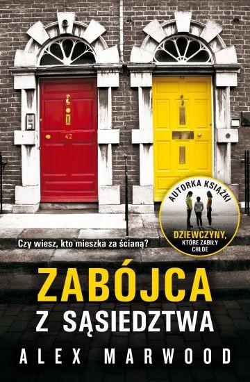 okładka Zabójca z sąsiedztwa, Książka | Marwood Alex