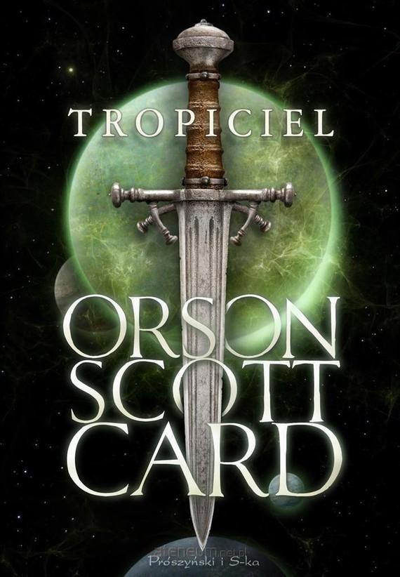 okładka Tropicielksiążka |  | Scott Card Orson