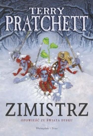 okładka Zimistrz. Opowieść ze Świata Dyskuksiążka      Terry Pratchett