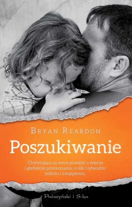 okładka Poszukiwanie, Książka | Bryan Reardon