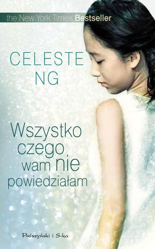 okładka Wszystko czego wam nie powiedziałam, Książka | Celeste Ng