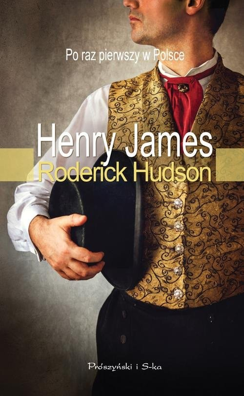 okładka Roderick Hudsonksiążka |  | James Henry