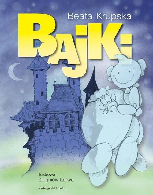 okładka Bajki, Książka | Krupska Beata