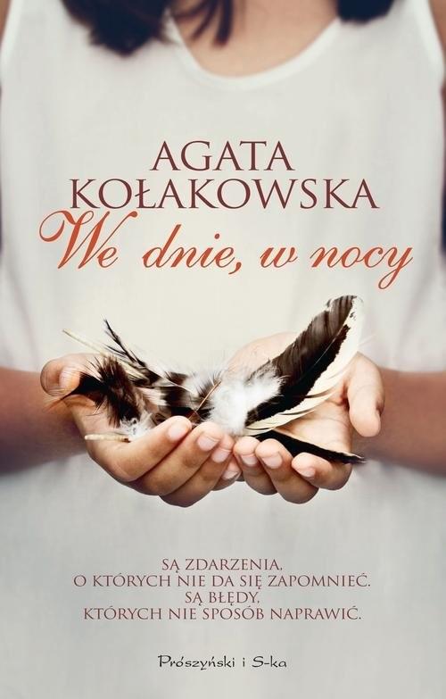 okładka We dnie, w nocy, Książka | Agata Kołakowska