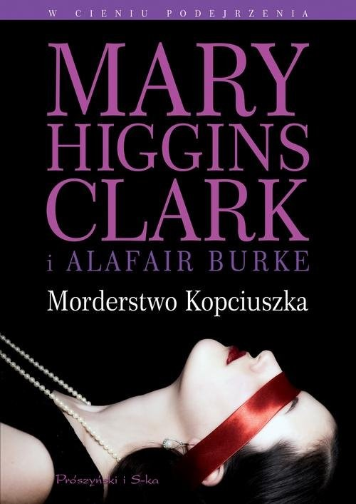 okładka Morderstwo Kopciuszka, Książka | Clark Mary Higgins