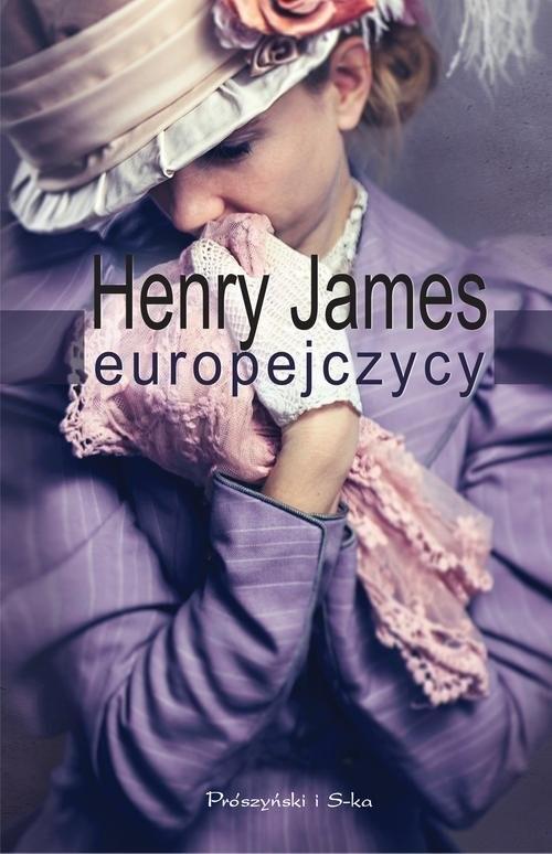 okładka Europejczycy, Książka | Henry James