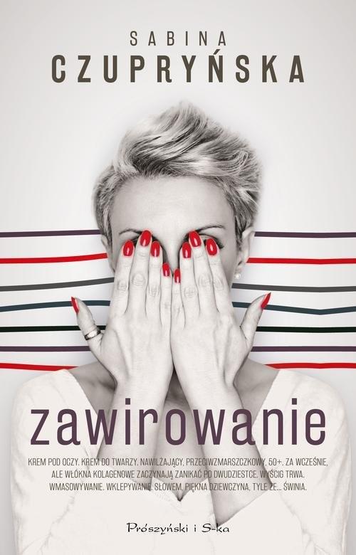 okładka Zawirowanie, Książka | Sabina Czupryńska