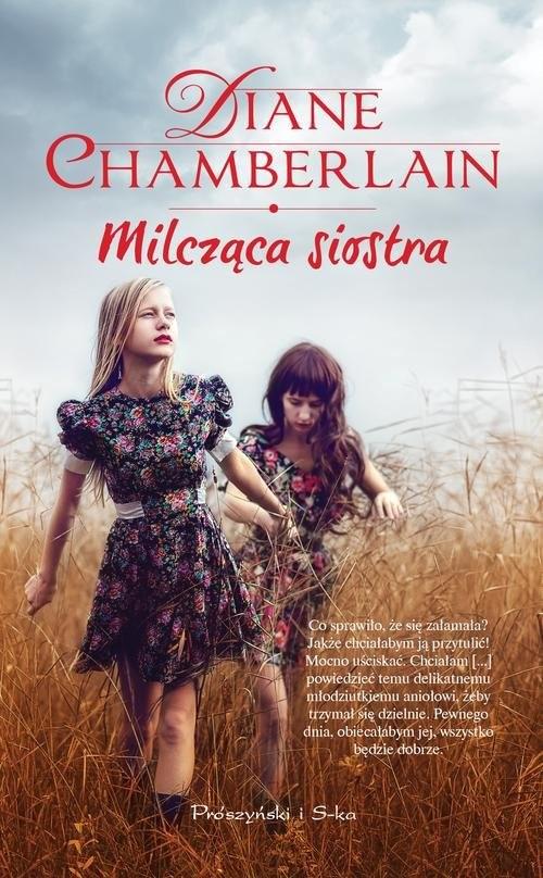 okładka Milcząca siostra, Książka | Diane Chamberlain