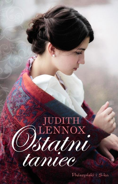 okładka Ostatni taniec, Książka | Judith Lennox