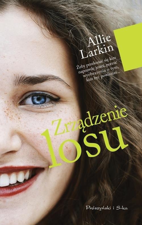 okładka Zrządzenie losu, Książka | Allie Larkin