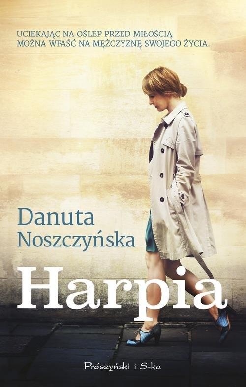 okładka Harpia, Książka | Noszczyńska Danuta