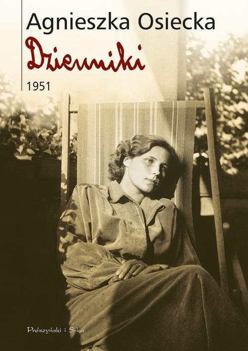 okładka Dzienniki 1951książka |  | Agnieszka Osiecka
