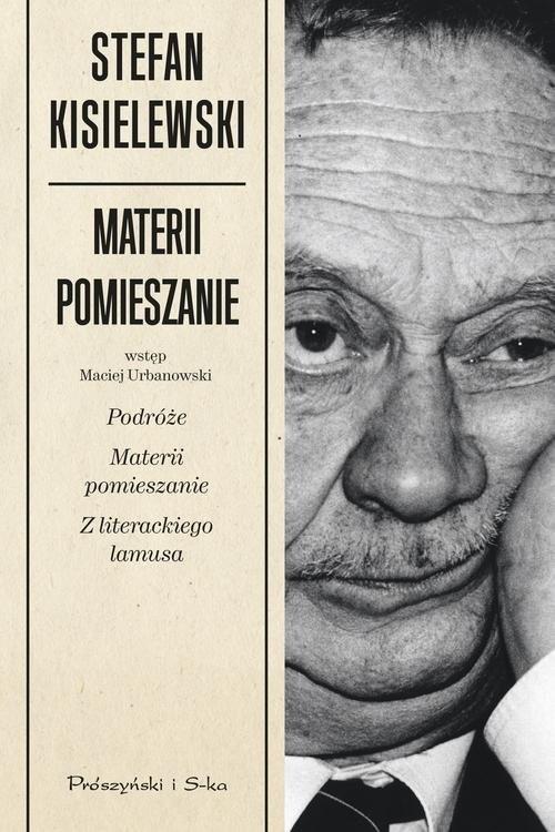 okładka Materii pomieszanie, Książka | Kisielewski Stefan