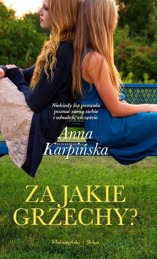 okładka Za jakie grzechy?książka |  | Karpińska Anna
