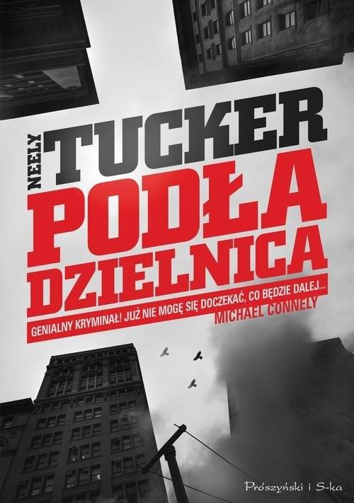 okładka Podła dzielnica, Książka | Tucker Neely