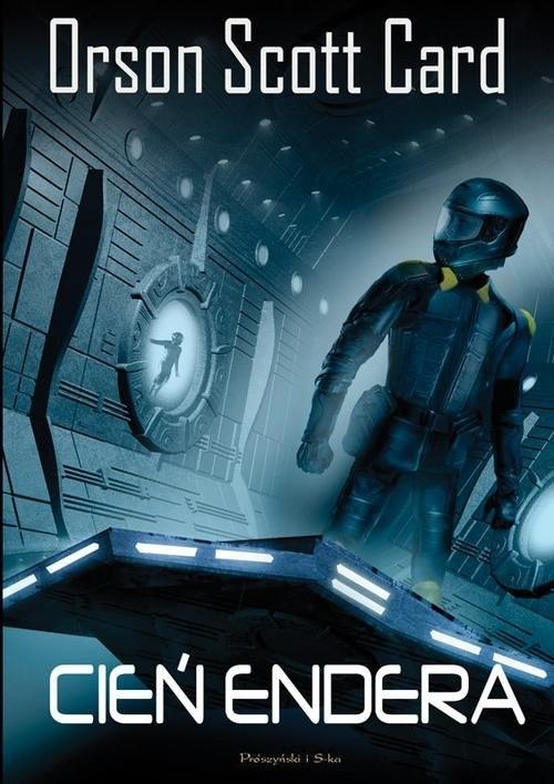 okładka Cień Endera, Książka | Orson Scott Card