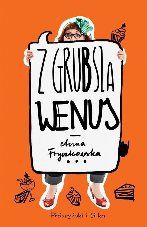 okładka Z grubsza Wenus, Książka | Anna Fryczkowska