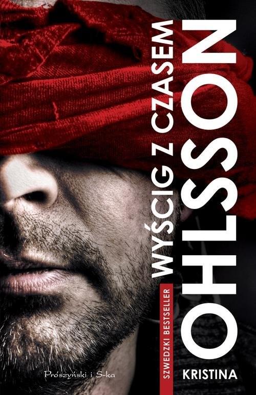 okładka Wyścig z czasem, Książka | Ohlsson Kristina