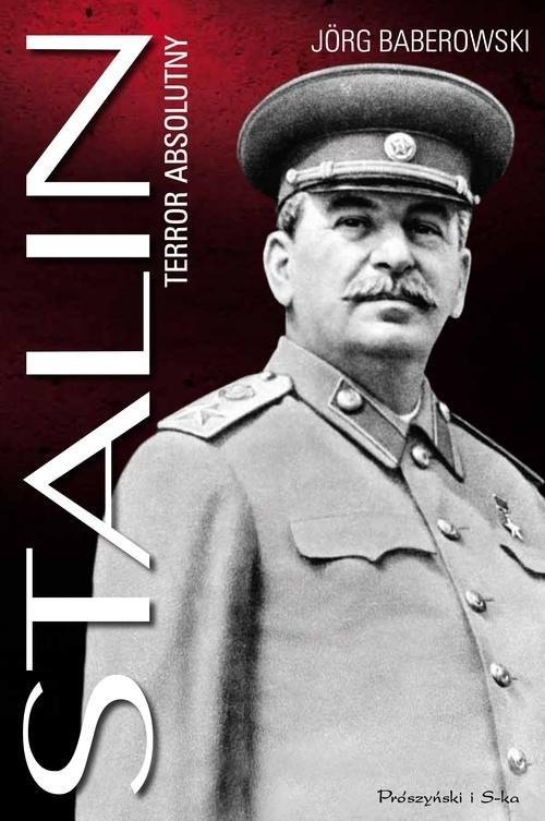 okładka Stalin. Terror absolutny, Książka | Baberowski Jorg