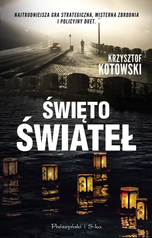 okładka Święto świateł, Książka   Kotowski Krzysztof