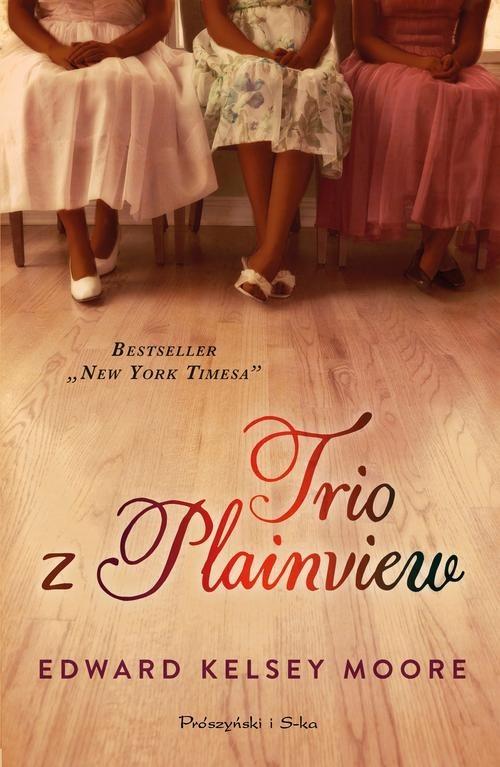 okładka Trio z Plainview, Książka | Moore Edward Kelsey