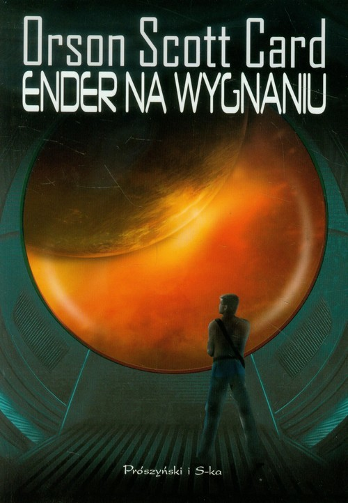 okładka Ender na wygnaniu, Książka | Orson Scott Card