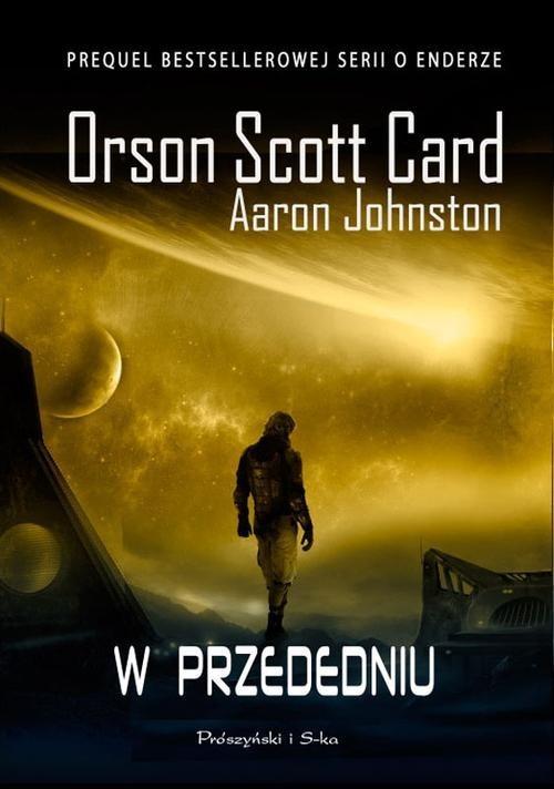 okładka W przededniu, Książka | Orson Scott Card