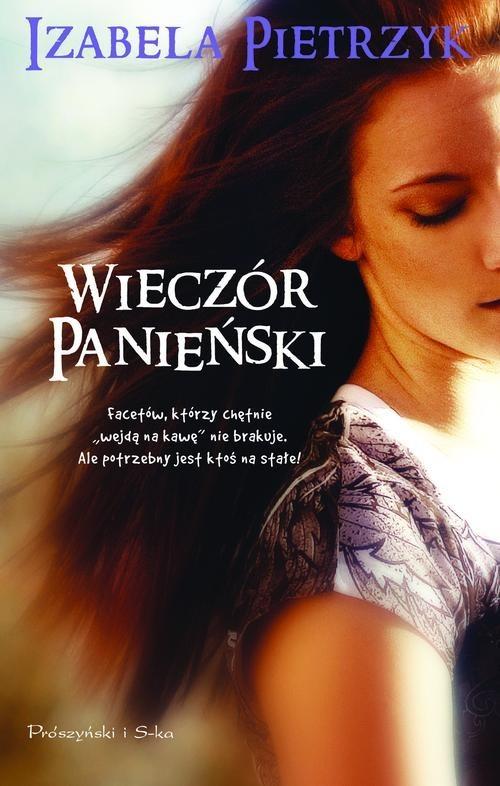 okładka Wieczór panieński, Książka | Pietrzyk Izabela