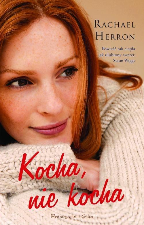 okładka Kocha, nie kocha, Książka | Herron Rachael
