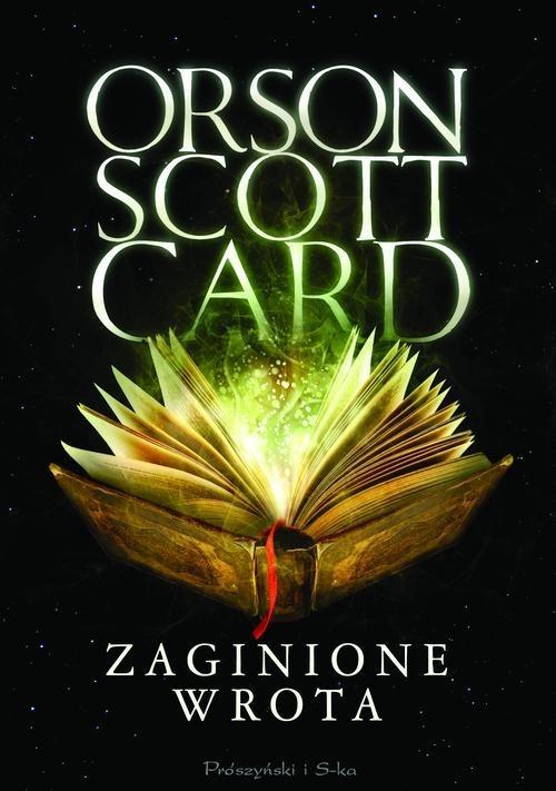 okładka Zaginione wrota, Książka | Orson Scott Card