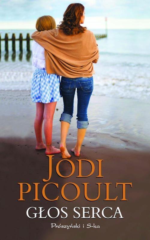 okładka Głos serca, Książka | Picoult Jodi