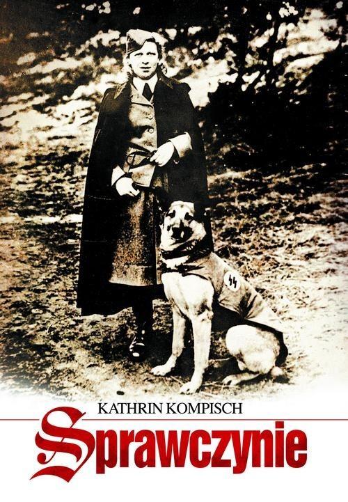 okładka Sprawczynie, Książka | Kompish Kathrin