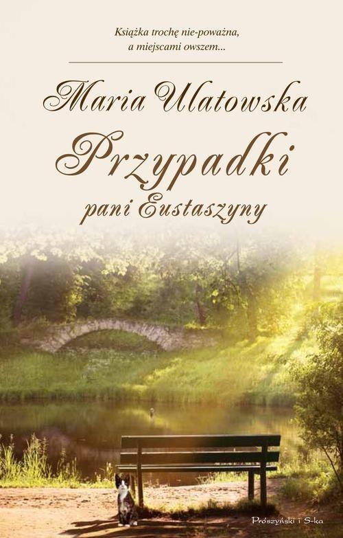 okładka Przypadki pani Eustaszyny, Książka | Ulatowska Maria
