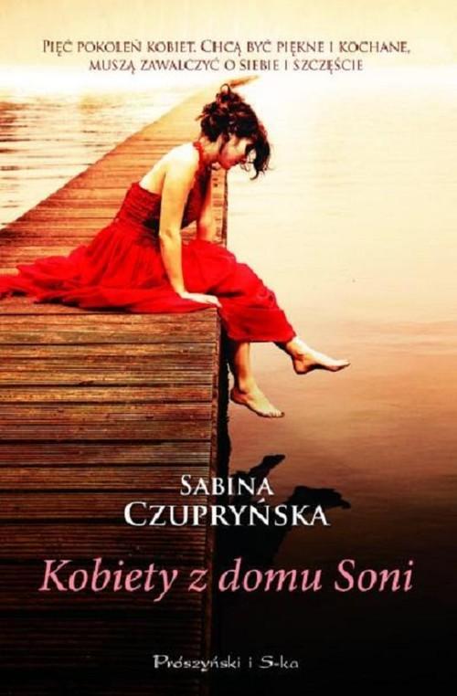 okładka Kobiety z domu Soni, Książka | Czupryńska Sabina