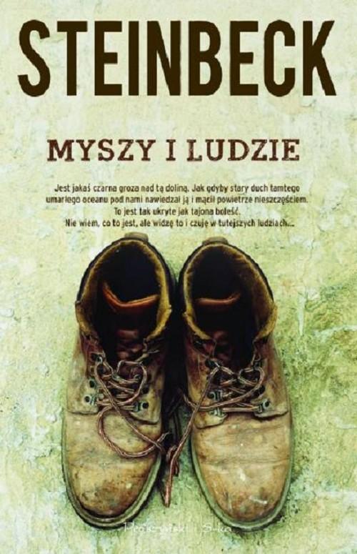 okładka Myszy i ludzieksiążka |  | John Steinbeck