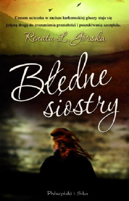 okładka Błędne siostry, Książka | Renata L. Górska