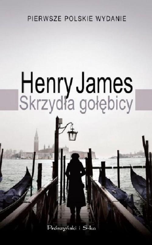 okładka Skrzydła gołębicy, Książka | James Henry